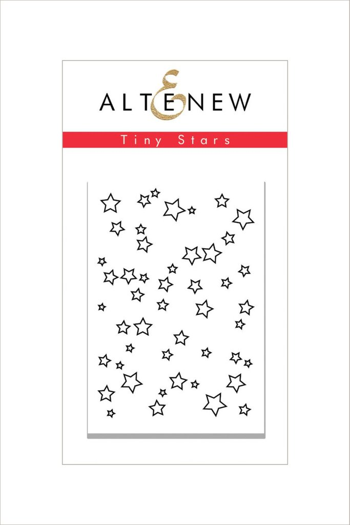 Altenew - Tiny Stars Stamp Set