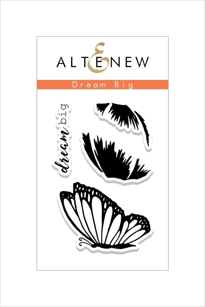 Altenew - Dream Big Stamp Set