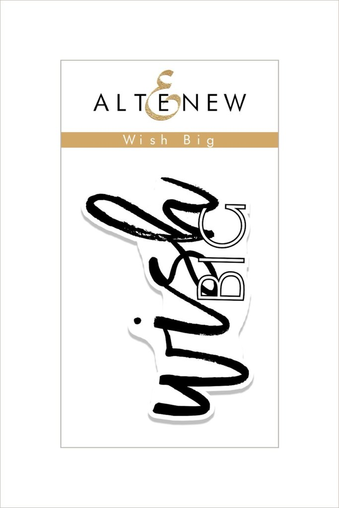 Altenew - Wish Big Stamp Set