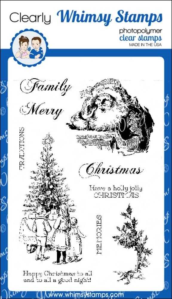 **XMAS* Whimsy Stamps - Christmas Memories