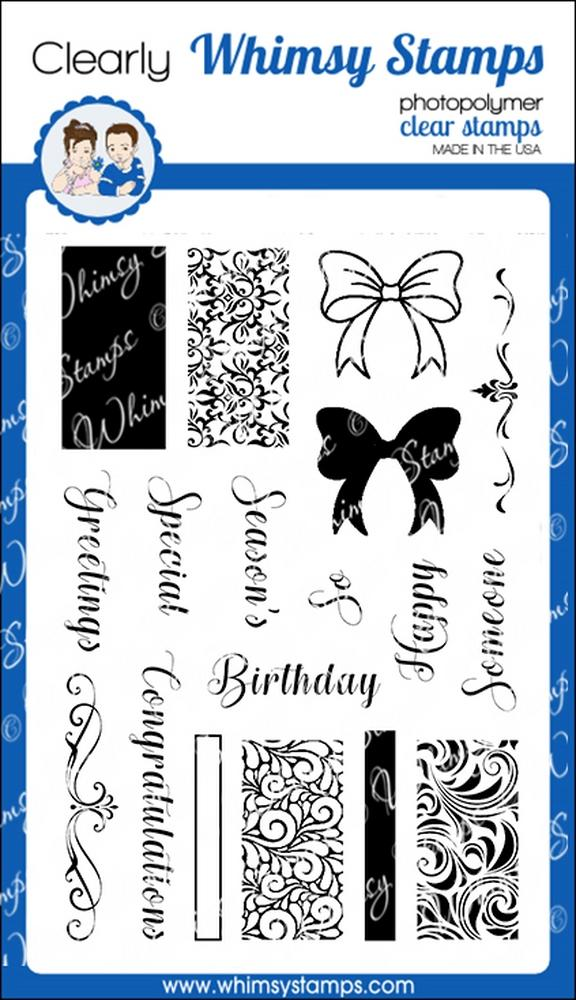 *PRE-ORDER* - Whimsy Stamps - Elegant Gifts