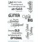 Your Next Stamp- Whatnot Sentiments Set Three