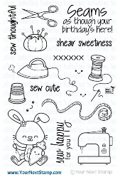 Your Next Stamp- Sprinkles - Sew Cute