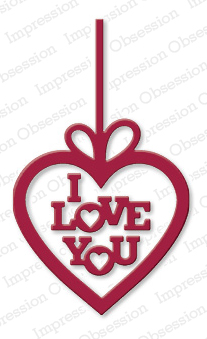 Impression Obsession - Love You Heart