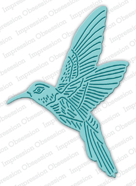 *NEW* - Impression Obsession - Hummingbird