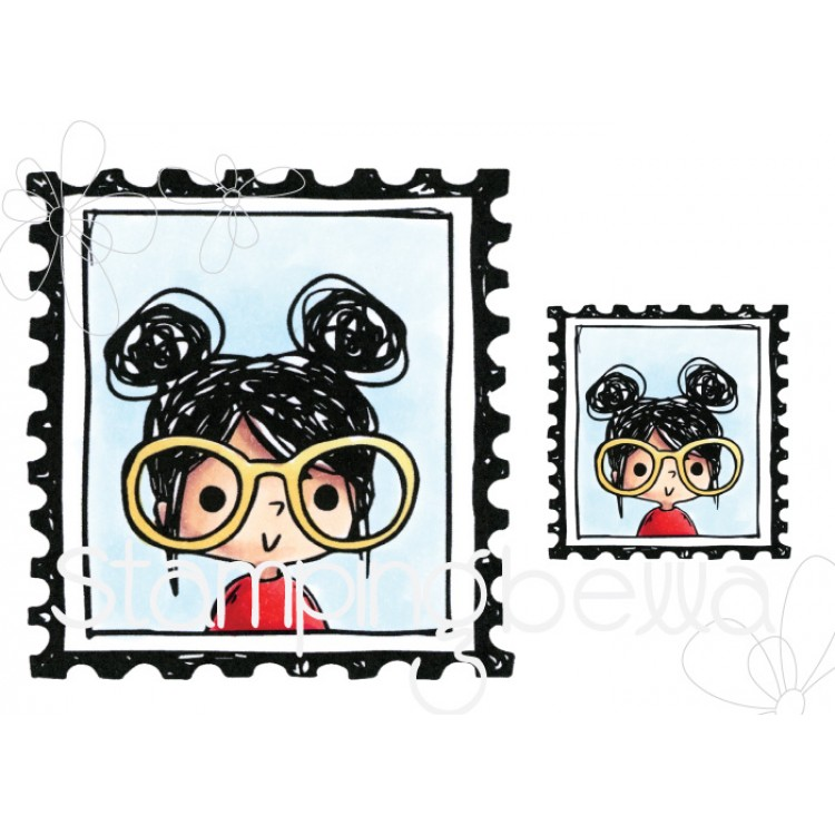 *PRE-ORDER - Stamping Bella - Put a stamp on it Rosie