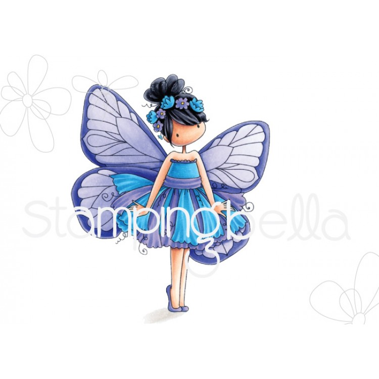 *PRE-ORDER - Stamping Bella - Blanche the butterfly