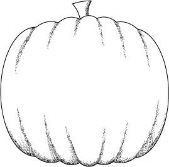 Great Pumpkin Stamp