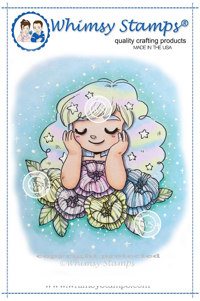 *NEW* - Whimsy Stamps - Dream Garden
