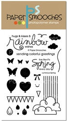 Paper Smooches - STAMPS - Luminous Spring