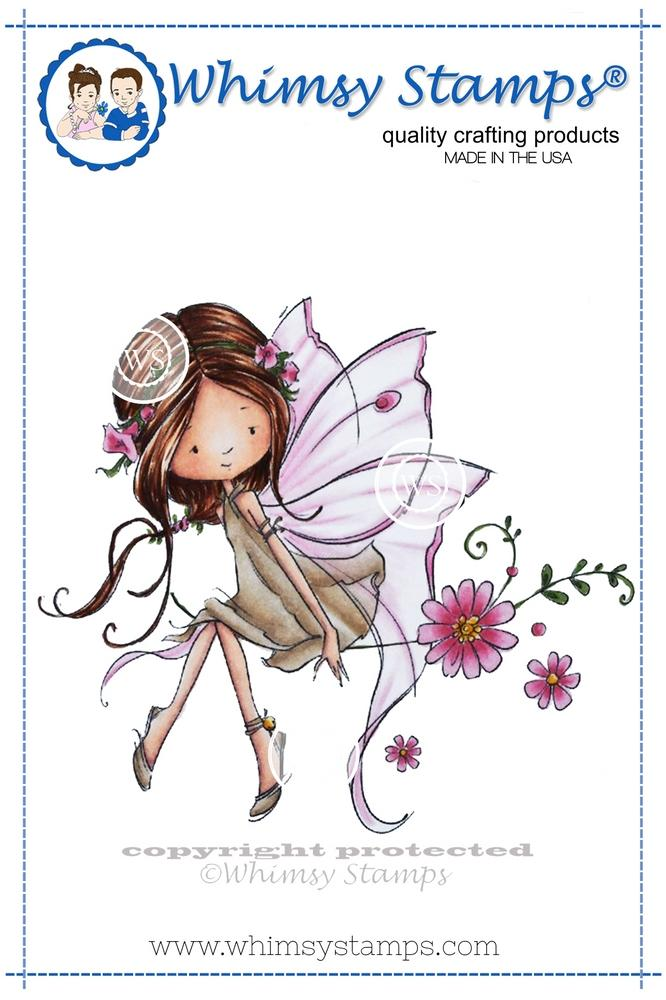 Whimsy Stamps - Giselle the Fairy