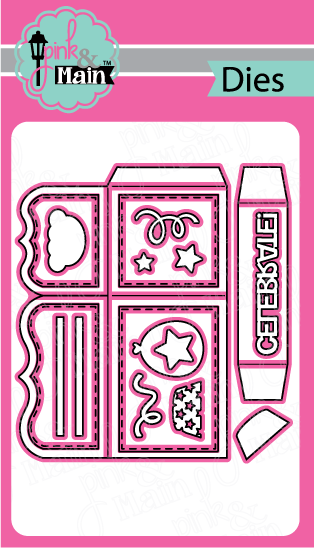 *NEW* - Pink and Main - Box Card Dies