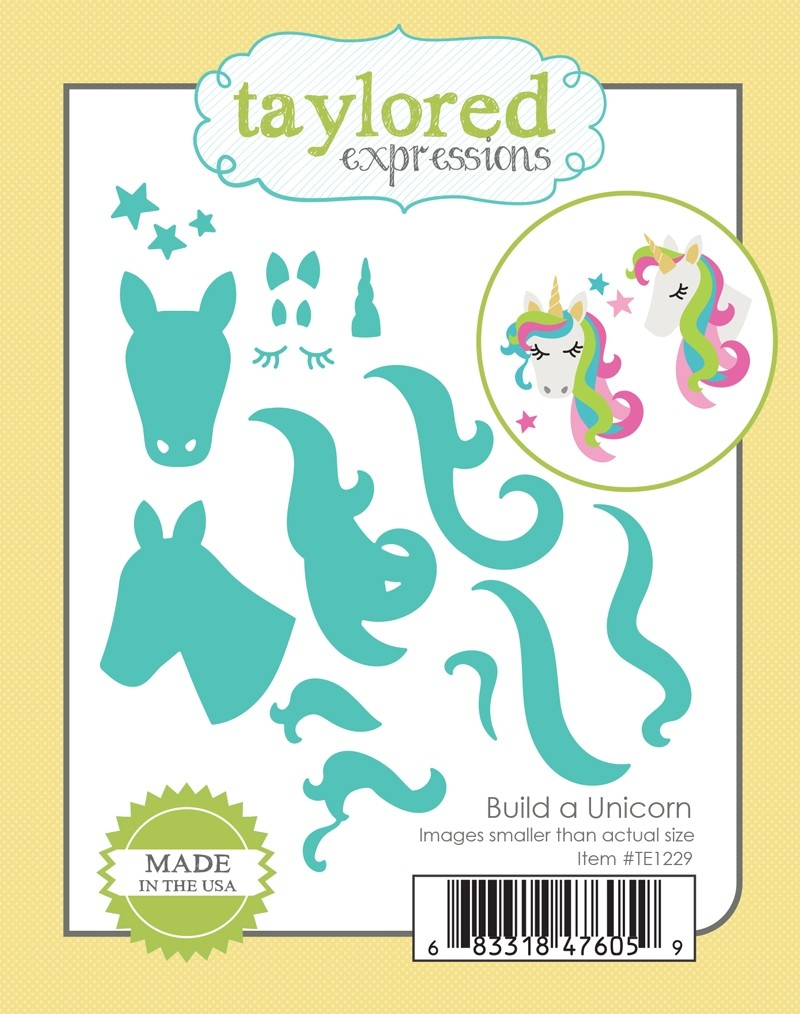 *NEW* - Taylored Expression - Build a Unicorn