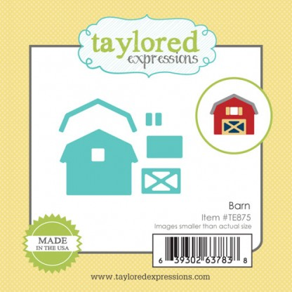 Taylored Expressions- Little Bits - Barn