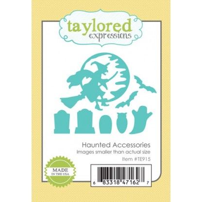 Taylored Expressions- Haunted Accessories