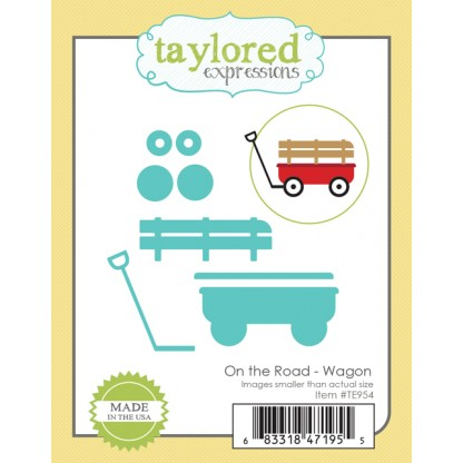 Taylored Expressions- On the Road - Wagon