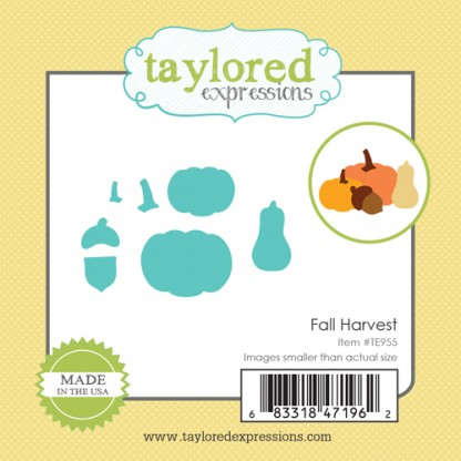Taylored Expressions- Little Bits - Fall Harvest