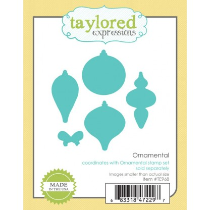 Taylored Expressions- Ornamental Dies