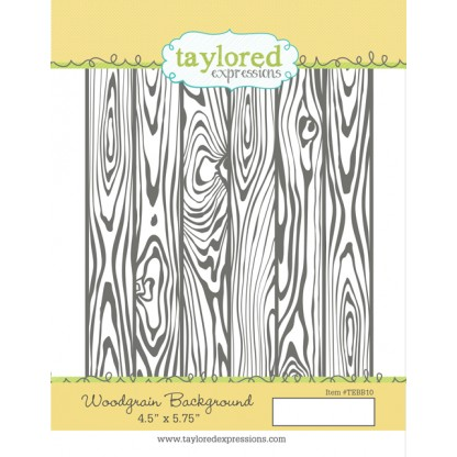 Taylored Expressions- Woodgrain Background