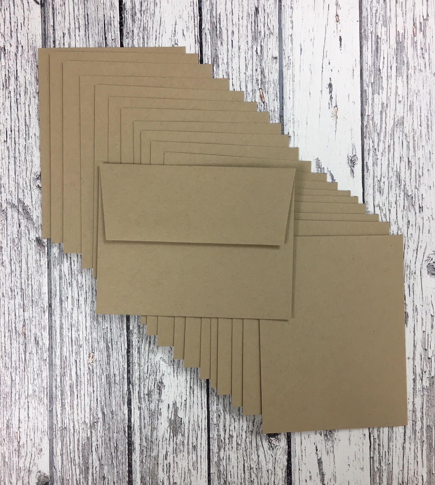 Taylored Expressions - A2 Envelopes - Toffee  - pack of 10