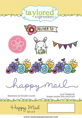 *NEW* - Taylored Expression - Happy Mail