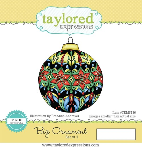 *NEW* - Taylored Expression - Big Ornament
