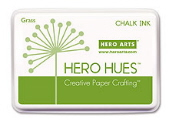 Hero Arts Chalk Ink Pad - Grass