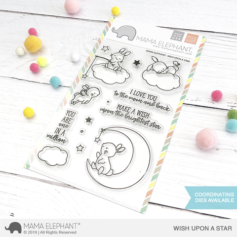 *NEW* - Mama Elephant - WISH UPON A STAR