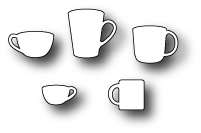 #* Memory Box - Mini Mugs