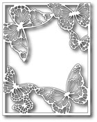**SALE* Memory Box - Drifting Butterfly Frame