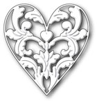**SALE* Memory Box - Exquisite Heart