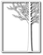 #Memory Box - Forest Tree Frame