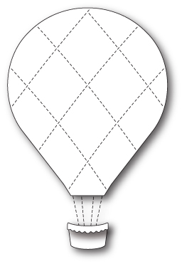 #Memory Box - Grand Quilted Balloon