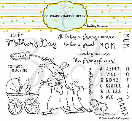 Colorado Craft Company - Anita Jeram~Amazing Mom