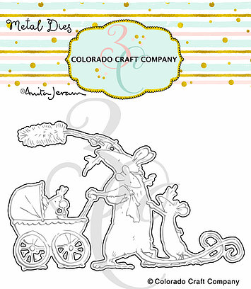 Colorado Craft Company - Anita Jeram~Amazing Mom Dies
