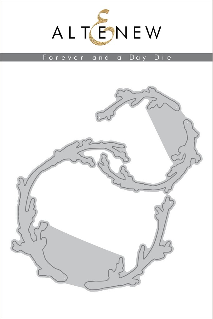 *NEW* - Altenew - Forever and a Day Die Set