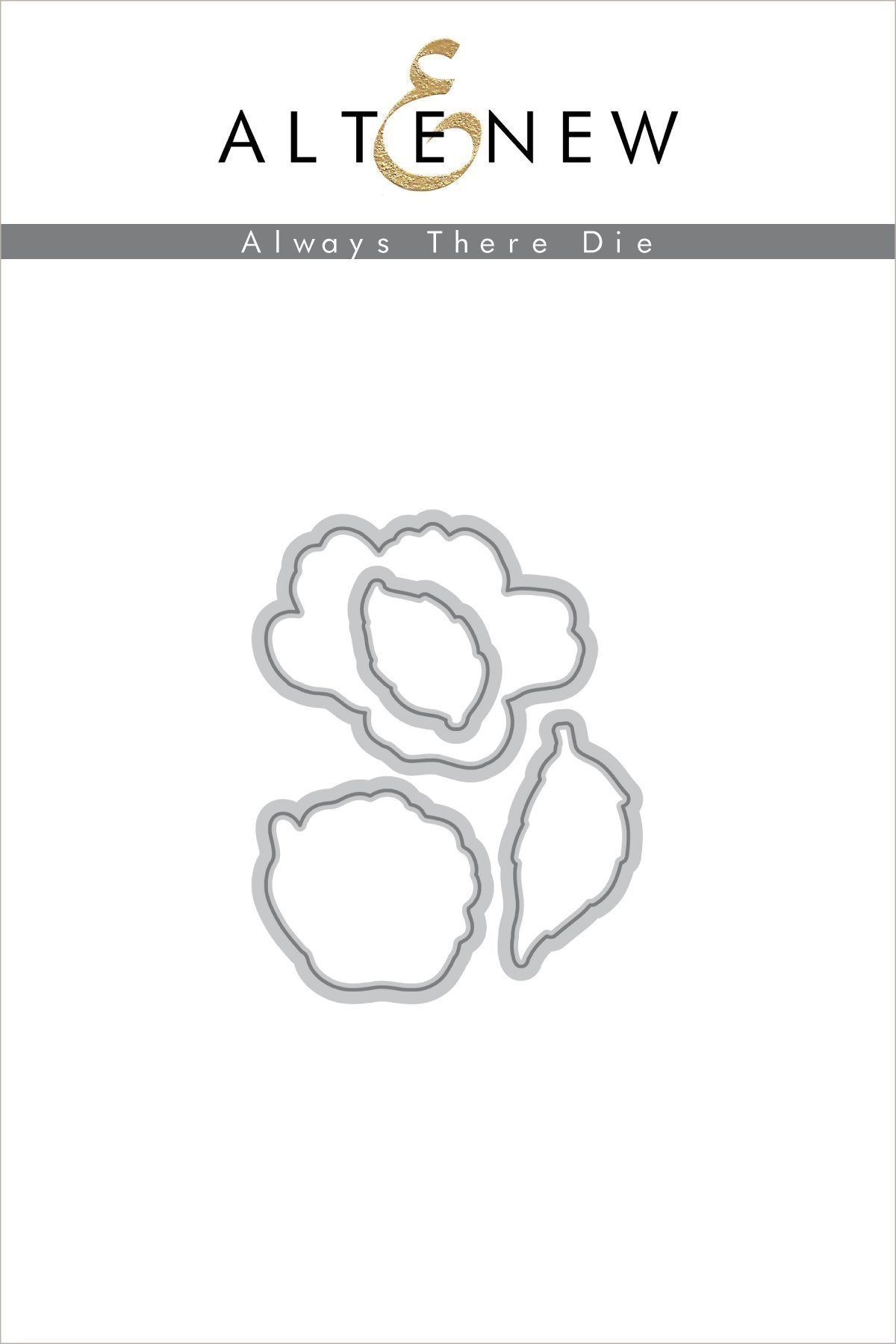 *NEW* - Altenew - Always There Die Set
