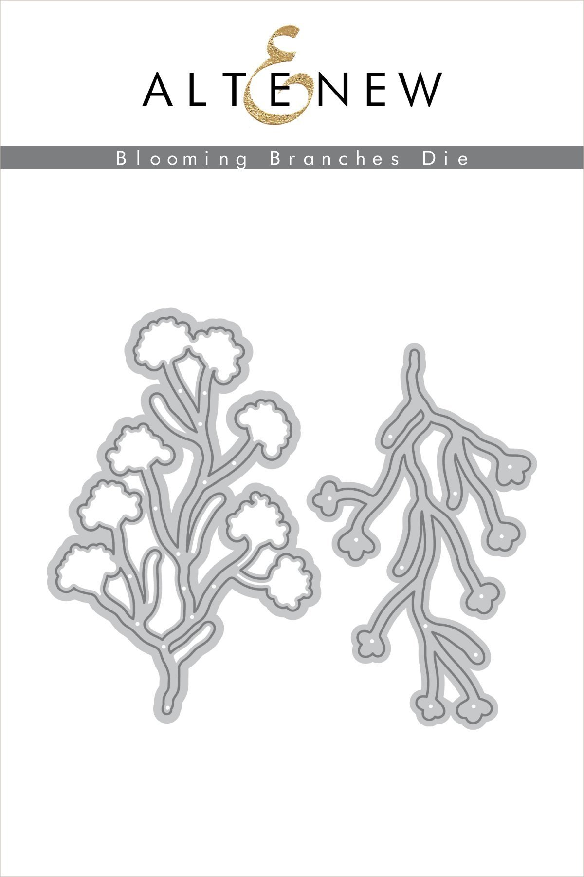 *NEW* - Altenew - Blooming Branches Die Set