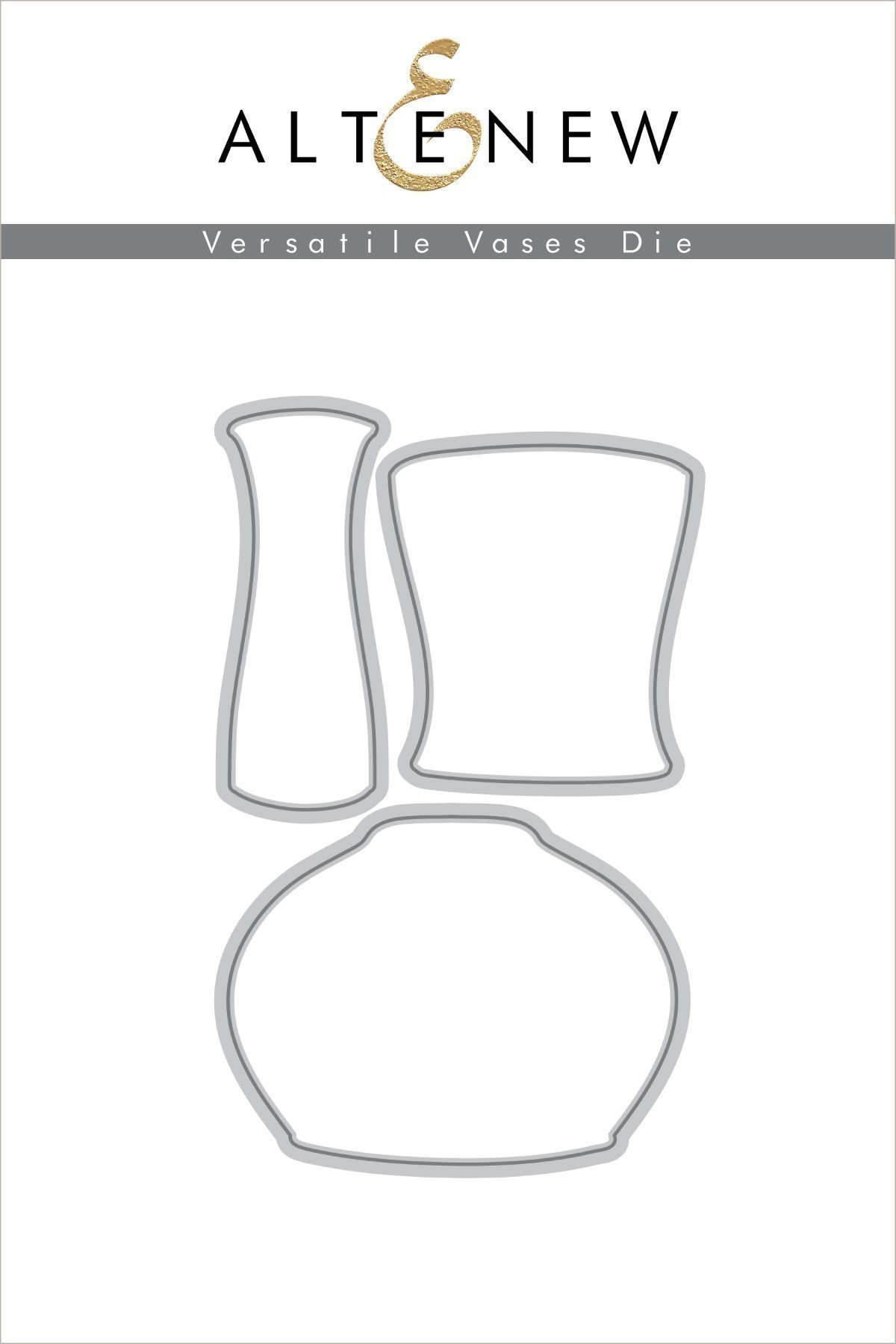 *NEW* - Altenew - Versatile Vases Die Set