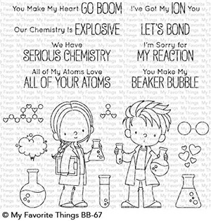 My Favorite Things - BB Cute Chemists