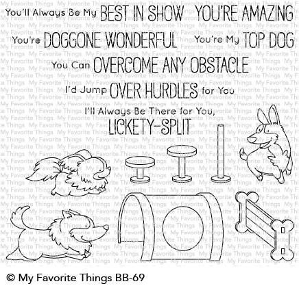 *NEW* - My Favorite Things - BB Best in Show