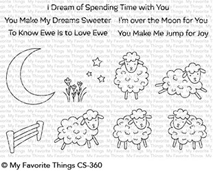 **CL* My Favorite Things - Over the Moon for Ewe