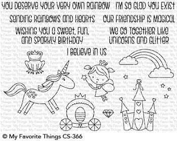 #My Favorite Things - Rainbows & Unicorns