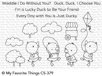*NEW* - My Favorite Things - Just Ducky