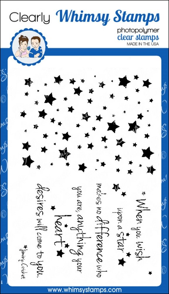 Whimsy Stamps - Wish Upon a Star