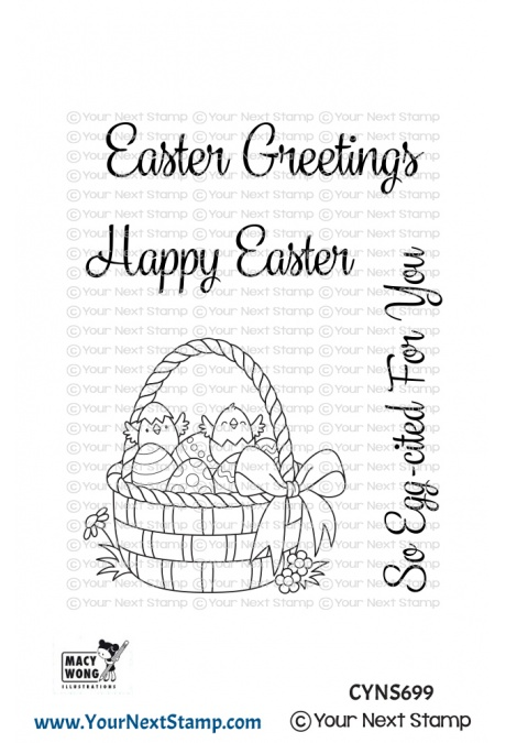 *NEW* - Your Next Stamp - Easter Basket