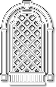 Impression Obsession - Arch and Trellis
