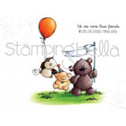 Stamping Bella - The Stuffie Gang