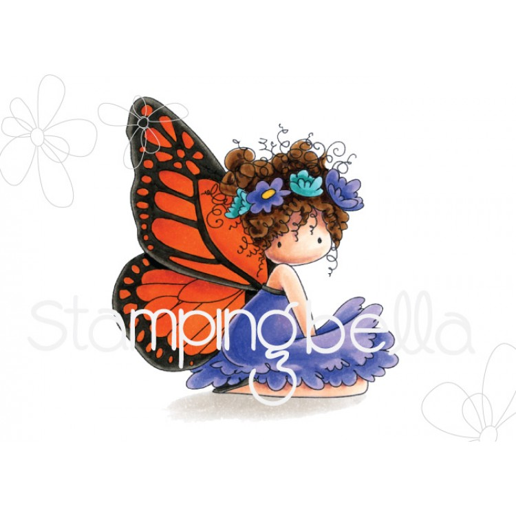*PRE-ORDER - Stamping Bella - Bess the butterfly