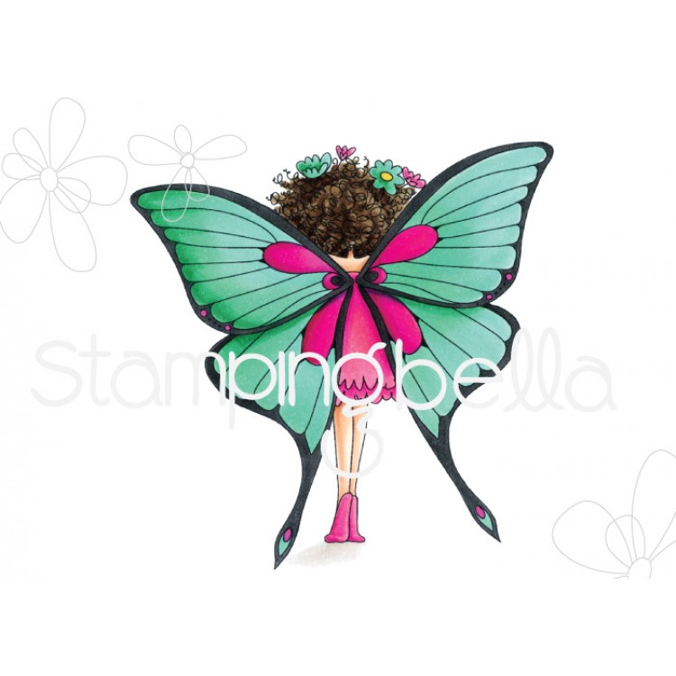 *PRE-ORDER - Stamping Bella - Babette the butterfly